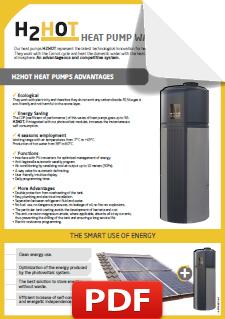 H2HOT Water Pump